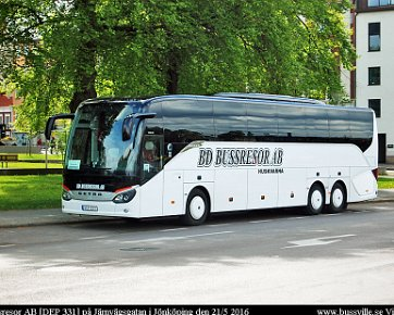 bussresor tyskland från borås